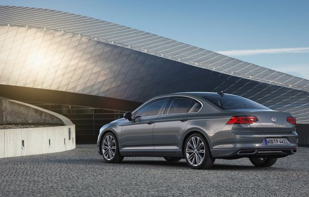 Volkswagen deschide pre-comenzile pentru Passat facelift: clienții pot alege doar anumite motorizări diesel și pe benzină - Poza 2