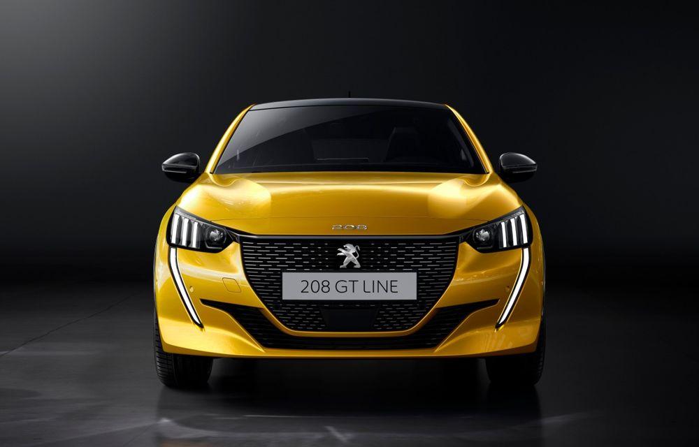 Noua generație Peugeot 208: design inspirat de la 508, tehnologii moderne și motorizări pe benzină, diesel și electrică cu autonomie de 340 de kilometri - Poza 2