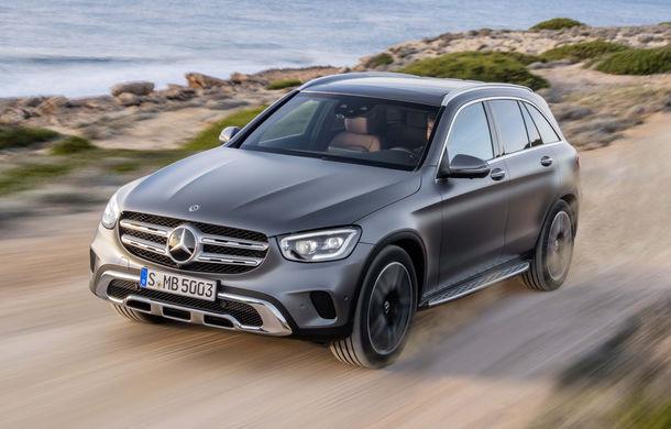 Mercedes-Benz GLC facelift: SUV-ul premium primește motoare noi de până la 258 de cai putere și sistem de infotainment MBUX - Poza 2