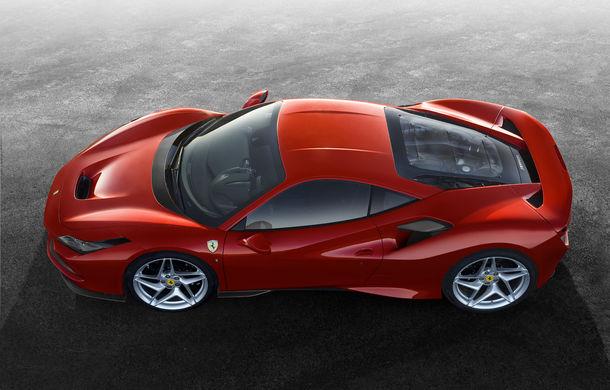 Ferrari F8 Tributo: înlocuitorul lui 488 GTB are motor turbo V8 de 3.9 litri și 720 de cai putere și ajunge la 100 km/h în 2.9 secunde - Poza 2