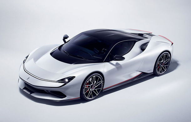 Pininfarina Battista devine primul model de serie al italienilor: 1900 CP și propulsie pur electrică - Poza 2