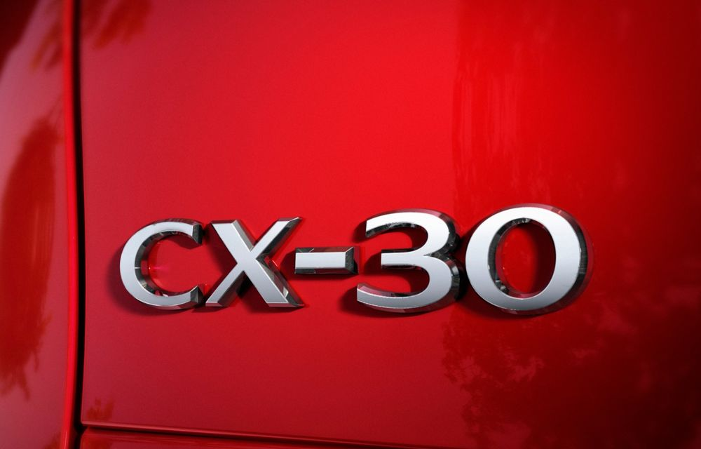 Prețuri Mazda CX-30 în România: cel mai nou SUV al mărcii pleacă de la 21.200 de euro - Poza 2