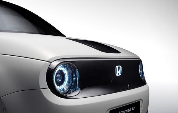 Electrificarea în gama Honda: viitorul Jazz va primi o versiune hibridă, iar Honda E va fi numele primului model electric din portofoliul japonezilor - Poza 3