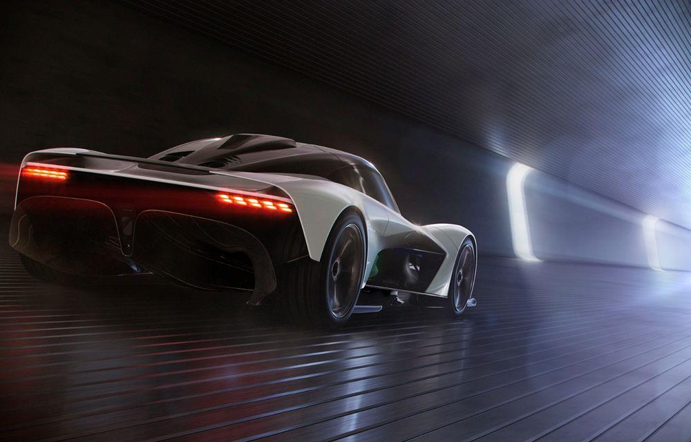 Aston Martin continuă să se inspire din mitologia nordică: Valhalla este numele oficial pentru hypercar-ul AM-RB 003 - Poza 2