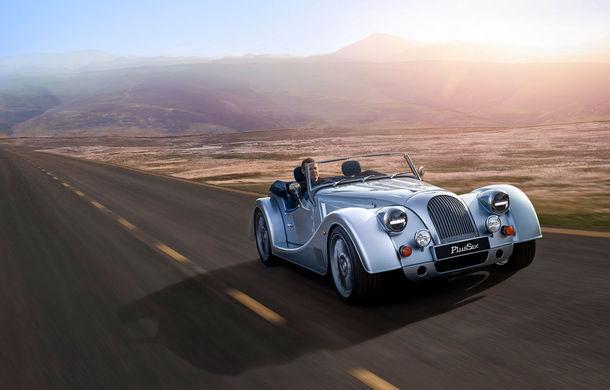 Morgan Plus Six: design retro, arhitectură nouă și motor de 3.0 litri cu 340 CP împrumutat din gama BMW - Poza 2
