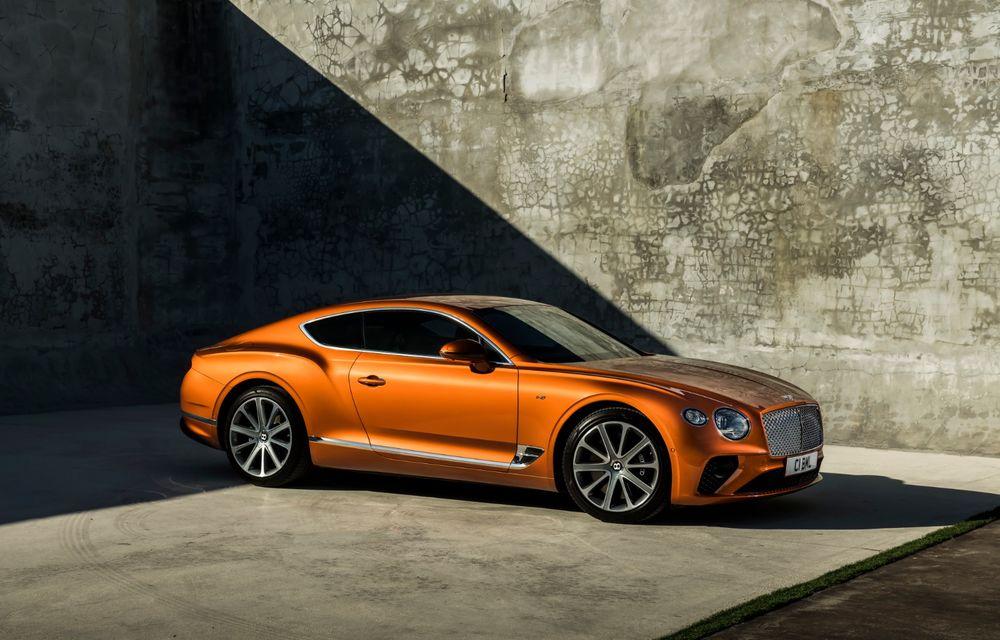 Bentley prezintă noile Continental GT V8 și Continental GT V8 Cabrio: 550 de cai putere și 770 Nm - Poza 2