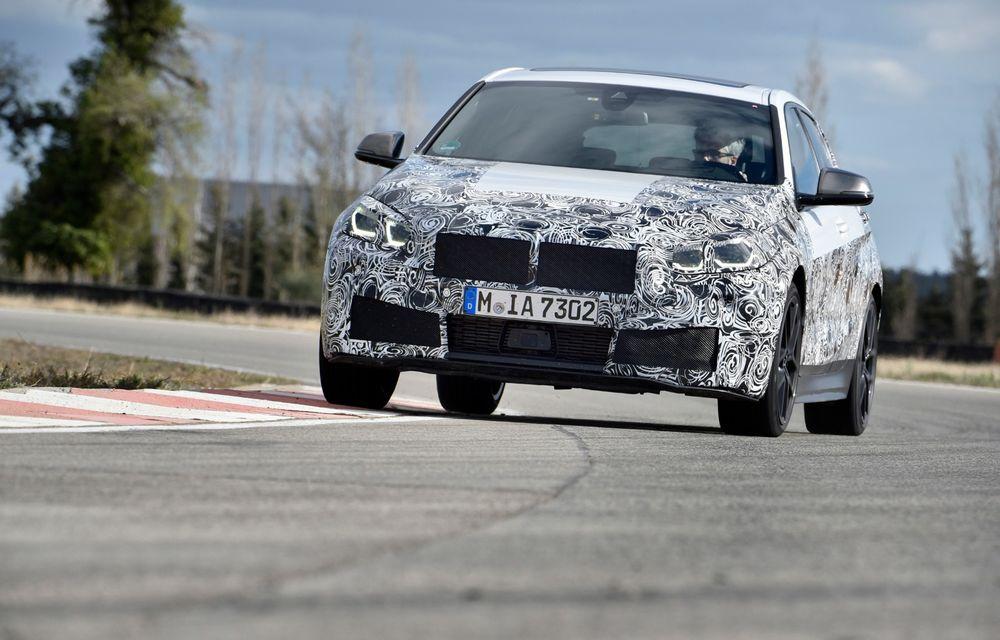 Detalii despre viitoarea generație BMW Seria 1: mai mult spațiu la interior și versiune M135i xDrive cu 306 CP - Poza 2