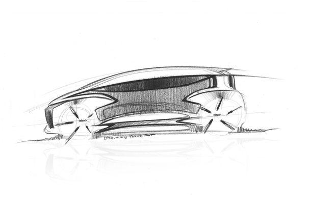 Audi a prezentat AI:ME, conceptul care anunță un viitor hatchback compact: prototipul electric oferă 170 CP și dispune de o baterie de 65 kWh - Poza 2