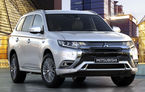 Outlander PHEV facelift