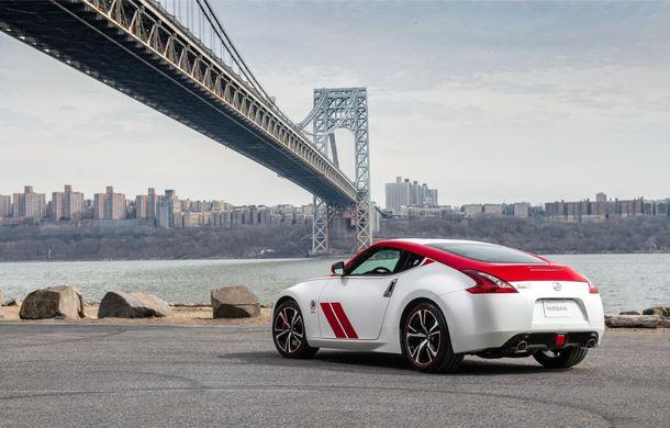 Moment aniversar: Nissan prezintă o ediție specială pentru 370Z la 50 de ani de la lansarea gamei de modele de performanță - Poza 2