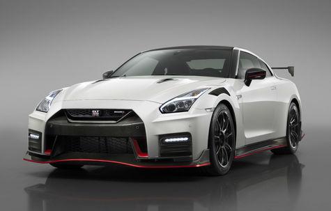 Nissan GT-R Nismo 2019