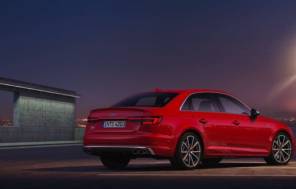 Audi S4 și S4 Avant primesc o versiune diesel: V6 TDI de 3.0 litri cu 347 CP - Poza 2