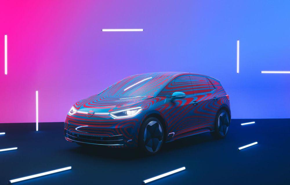 Volkswagen ID.3 ajunge în România: hatchback-ul electric va fi expus la Băneasa Shopping City în 30 noiembrie și 1 decembrie - Poza 2