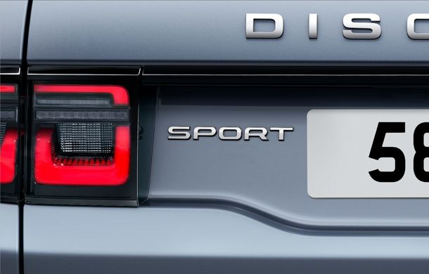 Land Rover a prezentat Discovery Sport facelift: mici modificări estetice, tehnologii noi și motorizări mild-hybrid - Poza 2