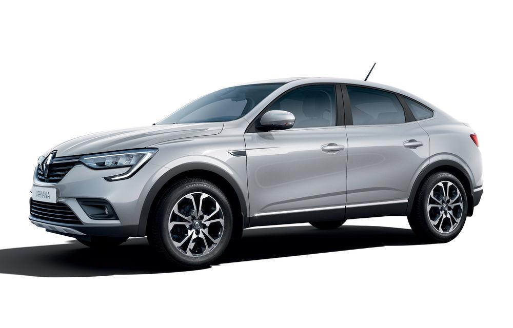 Primele imagini cu versiunea de serie Renault Arkana: SUV-ul coupe se lansează în Rusia înainte de extinderea globală - Poza 2