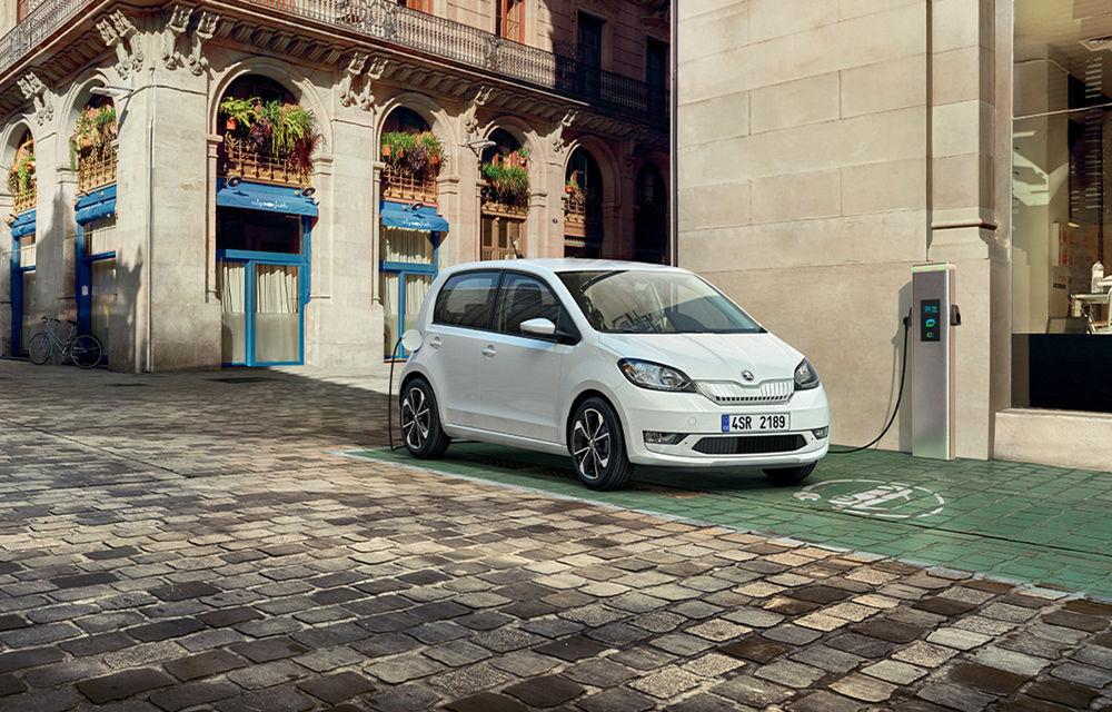 Modelele electrificate Skoda ajung și în România: Citigo electric pleacă de la 20.000 de euro, iar Superb iV PHEV are un preț de pornire de 33.400 de euro - Poza 7