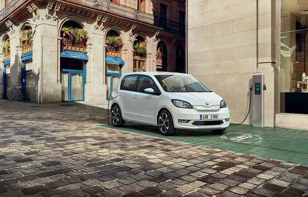 Skoda Citigo-e iV devine primul model electric al mărcii din Cehia: 83 CP și autonomie de 265 de kilometri - Poza 2