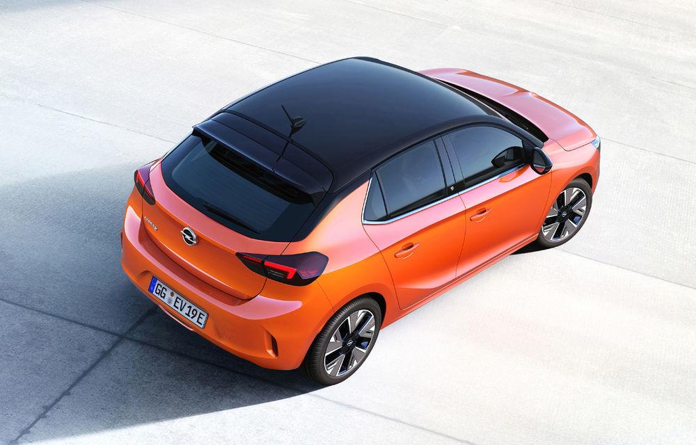 Opel dezvăluie primele detalii despre Corsa-e: versiunea electrică are 136 CP și autonomie electrică de 330 de kilometri - Poza 2