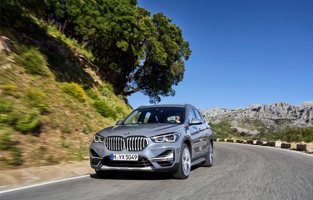 BMW X1 primește o serie de îmbunătățiri: design modificat, tehnologii noi și o versiune plug-in hybrid - Poza 2
