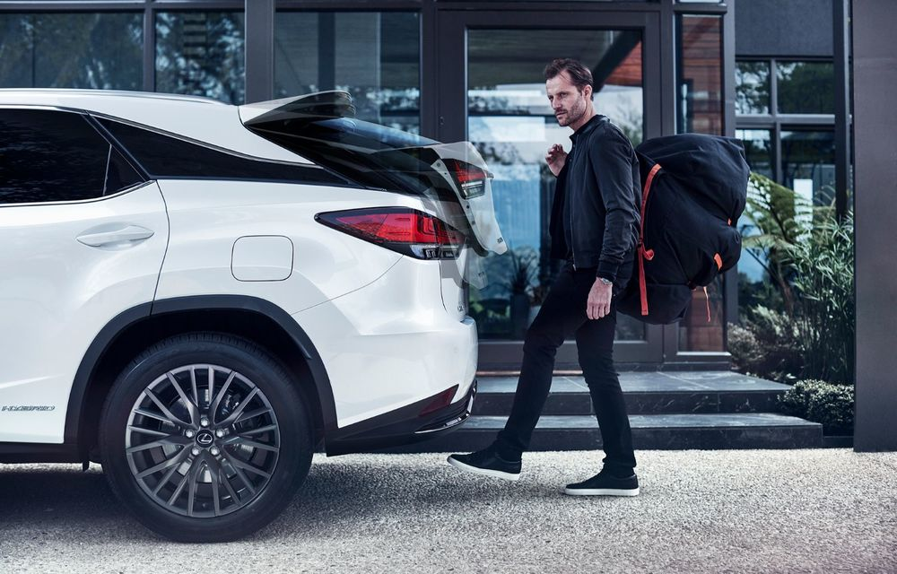 Lexus RX facelift este disponibil în România: SUV-ul nipon are un preț de pornire de aproape 68.500 de euro - Poza 2