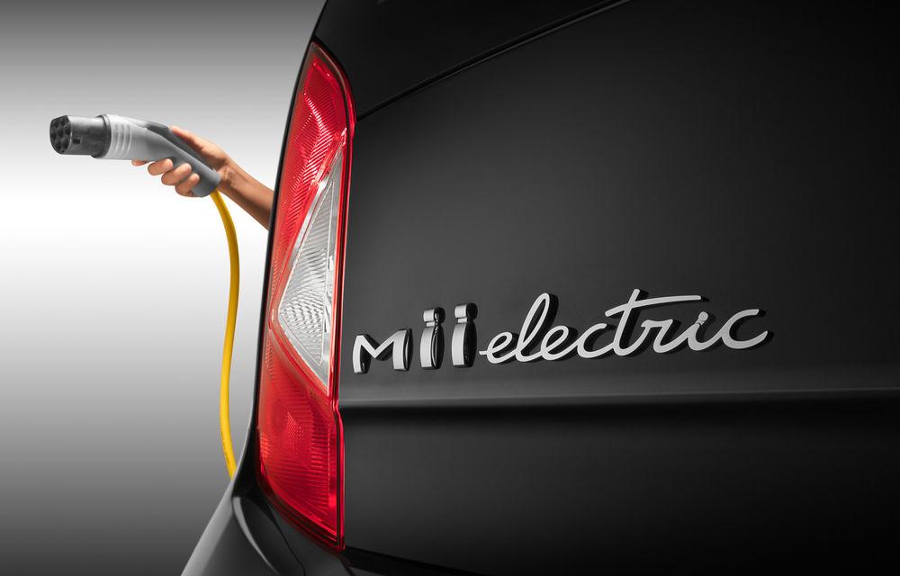 Seat prezintă modelul de oraș Mii electric: motor de 83 de cai putere și autonomie de 260 de kilometri - Poza 2