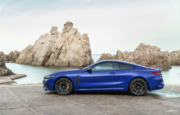 BMW a prezentat noile M8 Coupe și M8 Cabrio: tracțiune integrală M xDrive și 625 CP pentru versiunile Competition - Poza 2