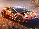 Poze Lamborghini Huracan Sterrato Concept