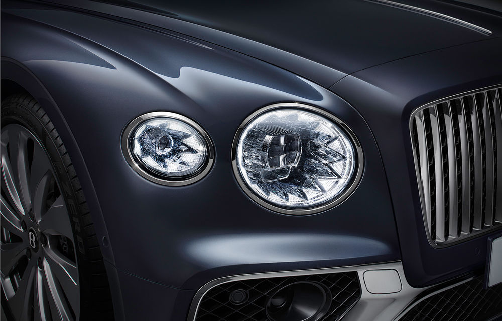 Bentley a prezentat noul Flying Spur: motor W12 de 635 CP și direcție integrală - Poza 2