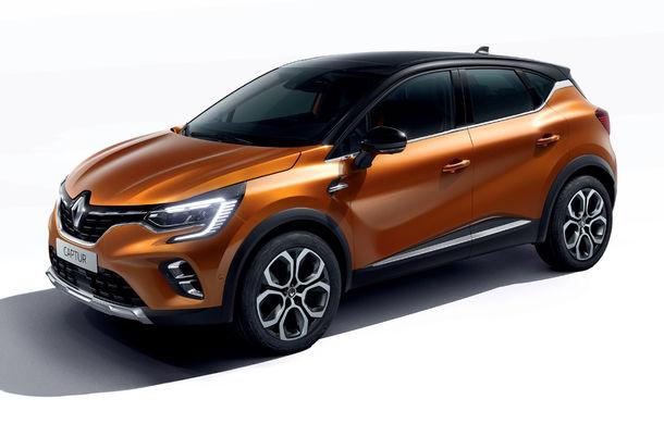 Primele fotografii și informații despre noua generație Renault Captur: tehnologii moderne împrumutate de la Clio și versiune plug-in hybrid - Poza 2