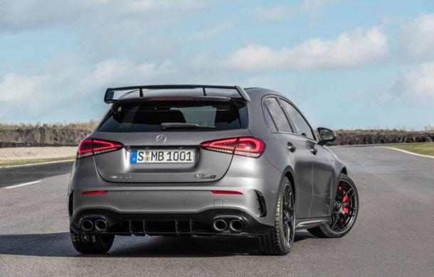 Mercedes a prezentat noile AMG A 45 și AMG CLA 45: motor de 2.0 litri în versiuni de 387 CP și 421 CP - Poza 2