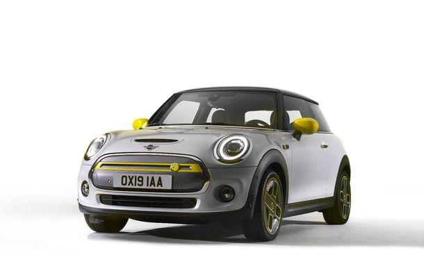 Primul Mini electric, disponibil la pre-comandă în România: Mini Cooper SE are un preț de pornire de 33.000 de euro - Poza 2