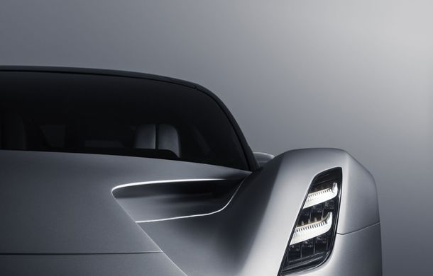 Lotus a prezentat noul Evija: primul hypercar electric al companiei va oferi 2.000 CP și va accelera de la 0 la 100 km/h în mai puțin de 3 secunde - Poza 2