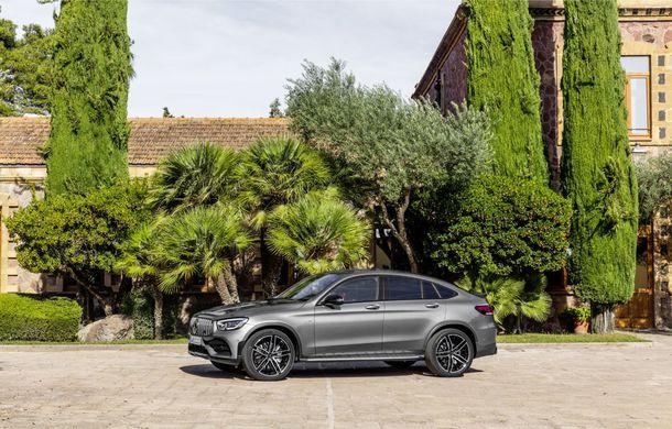 Mercedes-AMG GLC 43 4Matic facelift și AMG GLC 43 4Matic Coupe facelift au fost prezentate oficial: motor V6 de 3.0 litri cu 390 CP - Poza 2