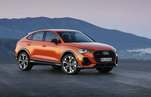 Prețurile noului Audi Q3 Sportback în România: SUV-ul coupe pornește de la aproape 38.000 de euro - Poza 2