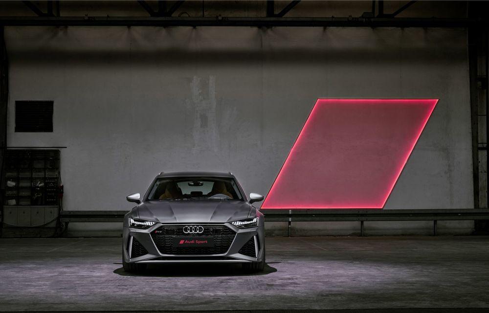 Audi prezintă noul RS6 Avant: tehnologie mild hybrid, motor V8 biturbo de 600 CP și 800 Nm - Poza 2