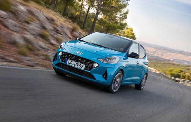 Prețuri pentru noua generație Hyundai i10: citadinul constructorului asiatic pornește de la 13.340 de euro. Promoțiile curente vin cu reduceri de aproape 3.400 de euro - Poza 2