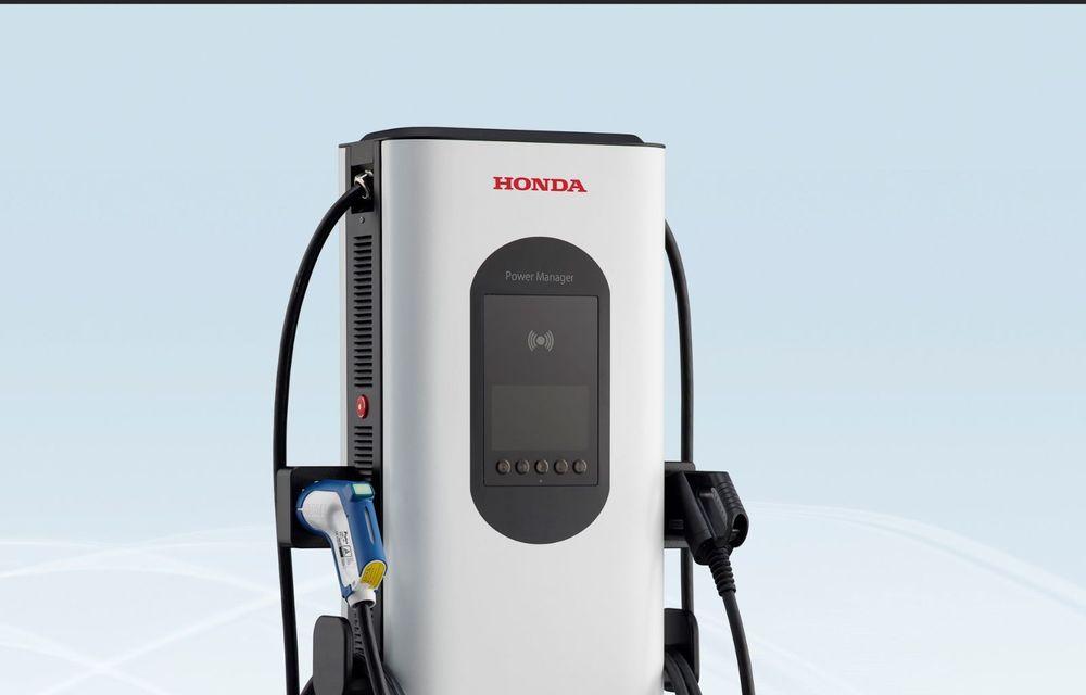 Țintă stabilită: Honda își propune să vândă cel puțin 10.000 de unități Honda e pe an - Poza 2
