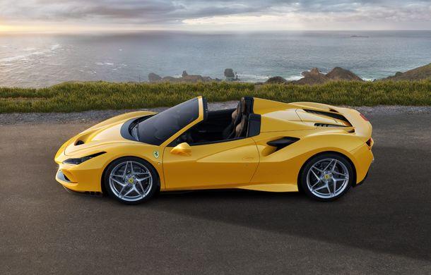 Ferrari prezintă noul F8 Spider: motor V8 de 720 de cai putere și 770 Nm pentru înlocuitorul lui 488 Spider - Poza 2