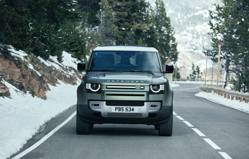 Prețuri pentru noua generație Land Rover Defender: modelul britanic pornește de la peste 53.000 de euro - Poza 2