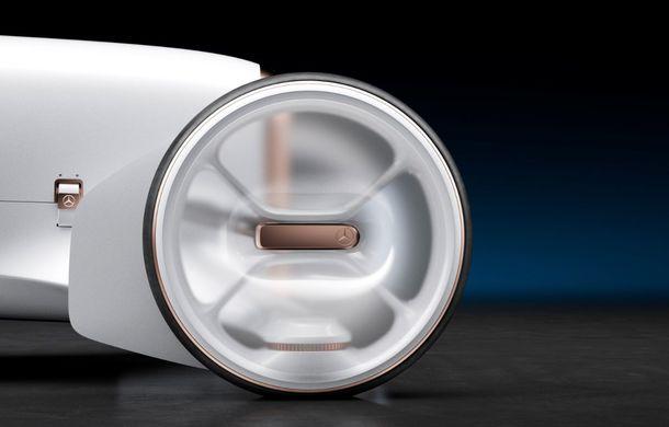 Mercedes prezintă conceptul Vision Simplex: nemții anunță tranziția către o nouă eră de design și tehnologie - Poza 2