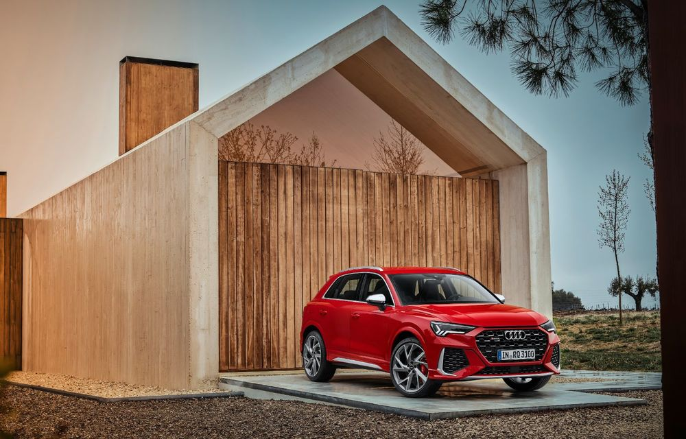 Audi RS Q3 poate fi comandat și în România: preț de pornire de aproape 65.000 de euro - Poza 2