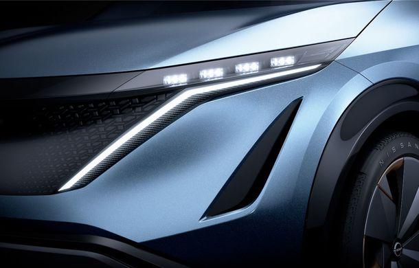 """Nissan prezintă conceptul electric Ariya: două motoare electrice și o nouă direcție de design pentru """"era condusului autonom"""" - Poza 2"""