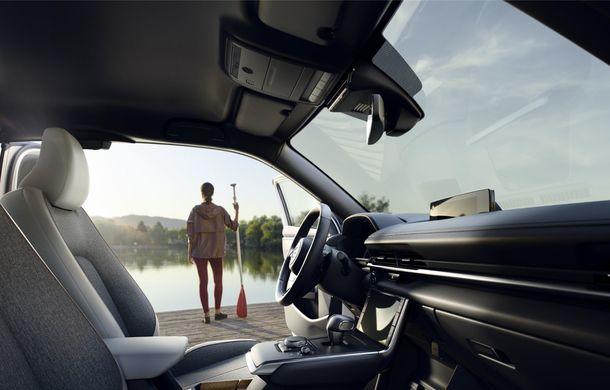 Mazda a prezentat noul MX-30: primul model electric al companiei are o autonomie de până la 200 de kilometri și portiere spate inspirate de cele ale lui RX-8 - Poza 2