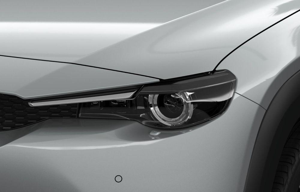 Mazda MX-30 sub lupă: am condus prototipul primului model electric Mazda - Poza 45