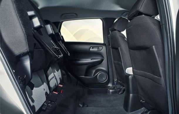 Primele imagini și detalii oficiale referitoare la noua generație Honda Jazz: modelul de clasă mică va fi disponibil exclusiv cu un sistem hibrid de propulsie - Poza 2