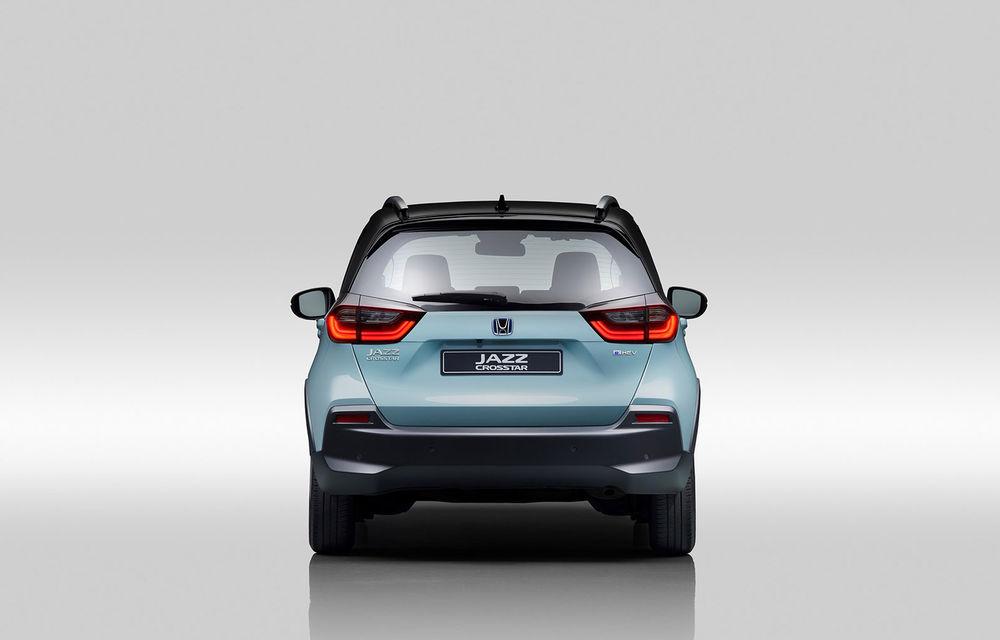 Detalii tehnice despre noua generație Honda Jazz: sistemul hibrid de propulsie dezvoltă un total de 109 CP și 253 Nm, 9.4 secunde pentru 0-100 km/h - Poza 2