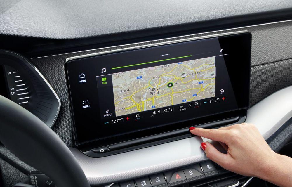 Noua generație Skoda Octavia se prezintă: interior modern și versiuni plug-in hybrid de până la 245 CP cu autonomie electrică de 55 kilometri - Poza 2