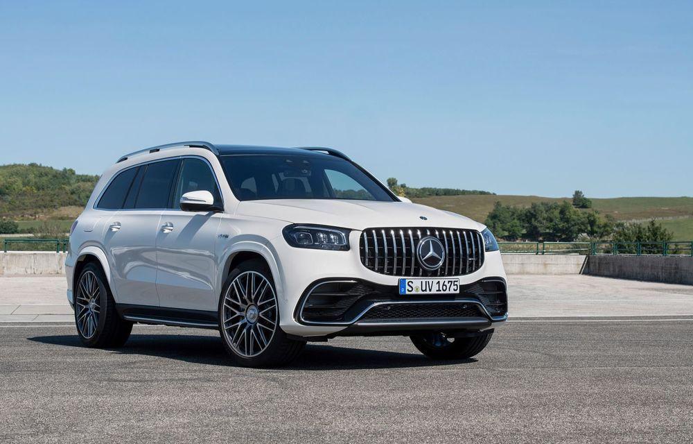 Prețuri pentru noile SUV-uri de performanță din portofoliul Mercedes: AMG GLE 63 S pornește de la aproape 144.000 de euro, iar GLS 63 pleacă de la peste 161.000 de euro - Poza 2