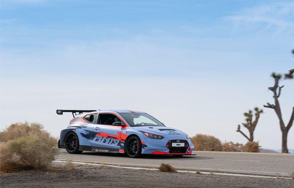 Hyundai a expus conceptul RM19: prototipul cu motor central și roți motrice spate va avea versiune de stradă în următorii doi ani - Poza 2