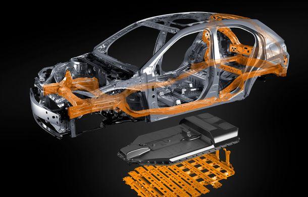 Lexus a prezentat noul UX 300e: primul model electric al companiei oferă peste 200 CP și autonomie de până la 400 de kilometri - Poza 2